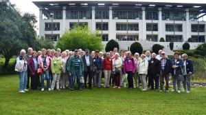 Reisegruppe in Traben-Trarbach