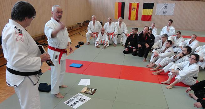 Lehrgang Kroev 040217